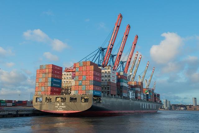 Brasil tem a maior época de exportação em cinco anos